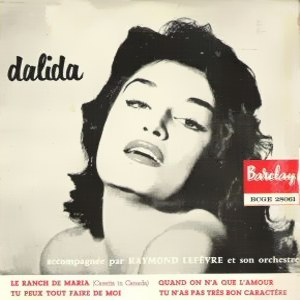 Dalida - ColumbiaBCGE 28061
