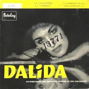 Dalida - ColumbiaBCGE 28106