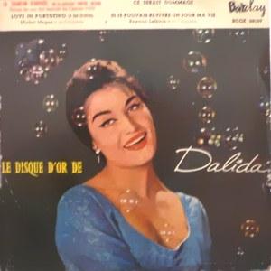 Dalida - ColumbiaBCGE 28159