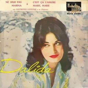 Dalida - ColumbiaBCGE 28190