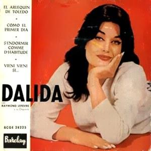 Dalida - ColumbiaBCGE 28225