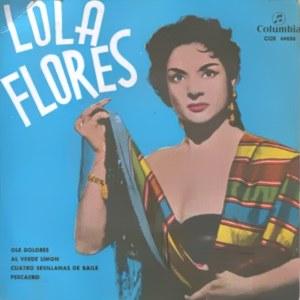 Flores, Lola - ColumbiaCGE 60030