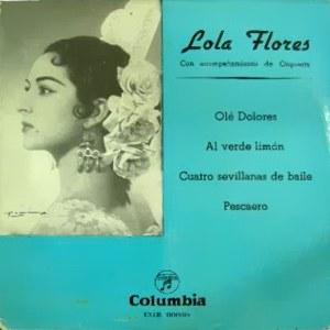 Lola Flores - ColumbiaCGE 60030
