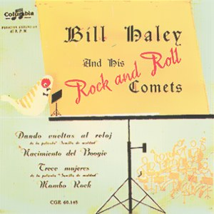Haley, Bill - ColumbiaCGE 60148