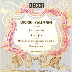 Valentine, Dickie - ColumbiaDGE 60100