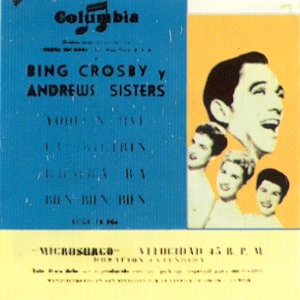Crosby, Bing - ColumbiaECGE 70006