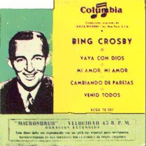 Crosby, Bing - ColumbiaECGE 70007