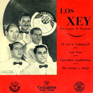 Xey, Los - ColumbiaECGE 70082