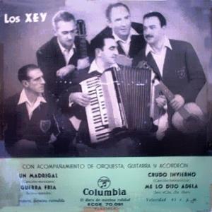 Xey, Los - ColumbiaECGE 70091