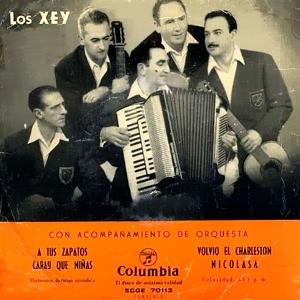Xey, Los - ColumbiaECGE 70113
