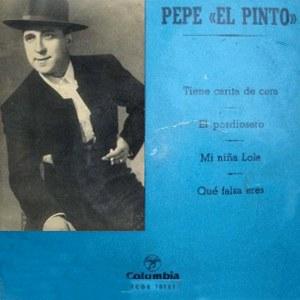 Pinto, Pepe - ColumbiaECGE 70137