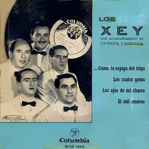 Xey, Los - ColumbiaECGE 70235