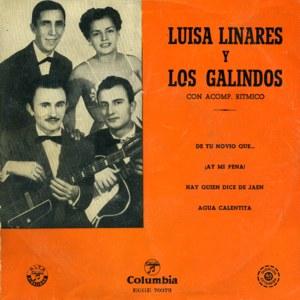 Linares Y Los Galindos, Luisa - ColumbiaECGE 70373