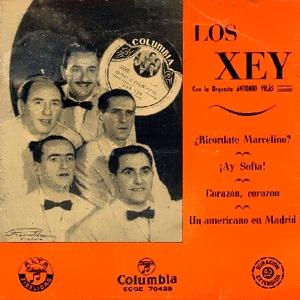 Xey, Los - ColumbiaECGE 70429