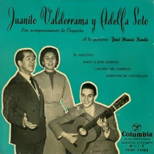 Valderrama, Juanito - ColumbiaECGE 70638