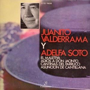Juanito Valderrama - ColumbiaECGE 70638
