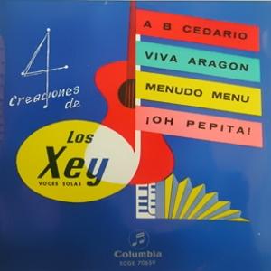Xey, Los - ColumbiaECGE 70659