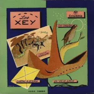 Xey, Los - ColumbiaECGE 70660