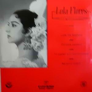 Flores, Lola - ColumbiaECGE 70678