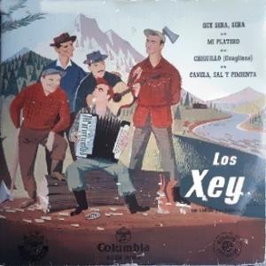 Xey, Los - ColumbiaECGE 70683