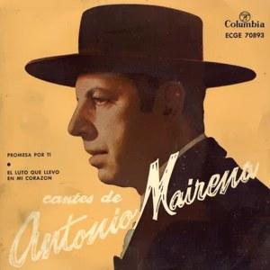 Mairena, Antonio - ColumbiaECGE 70893