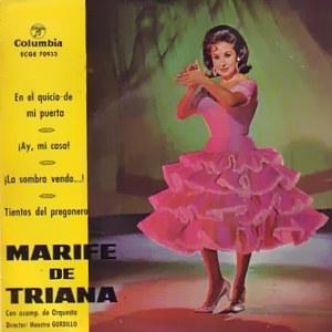 Marifé De Triana - ColumbiaECGE 70933