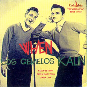 Kalin Twins, The - Columbia ECGE 70963