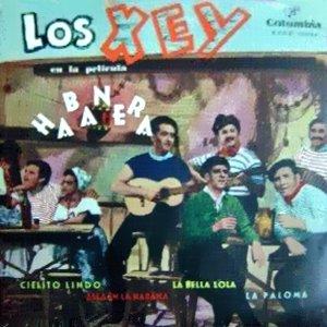 Xey, Los - ColumbiaECGE 70990
