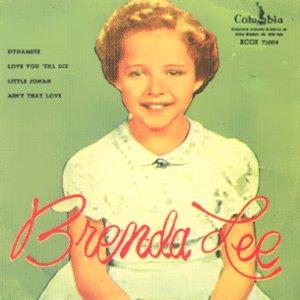 Lee, Brenda - ColumbiaECGE 71004