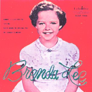 Lee, Brenda - ColumbiaECGE 71006