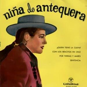 Niña De Antequera - ColumbiaECGE 71182