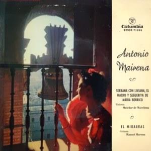 Mairena, Antonio - ColumbiaECGE 71288