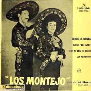 Montejo, Los - ColumbiaECGE 71316