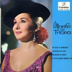 Marifé De Triana - ColumbiaECGE 71356