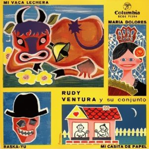 Ventura, Rudy - ColumbiaECGE 71394