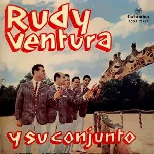 Ventura, Rudy - ColumbiaECGE 71467