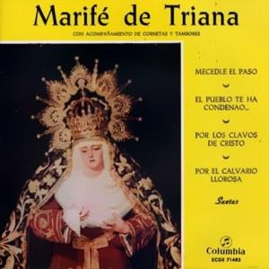 Triana, Marifé De - ColumbiaECGE 71485