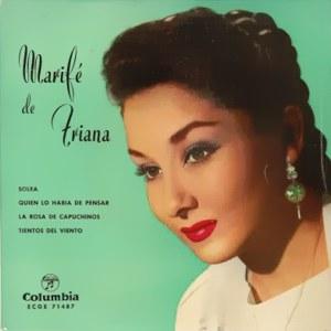 Triana, Marifé De - ColumbiaECGE 71487
