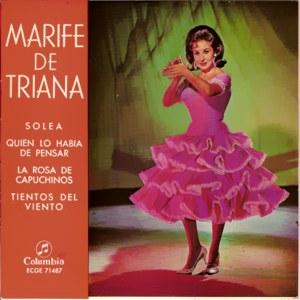 Marifé De Triana - ColumbiaECGE 71487