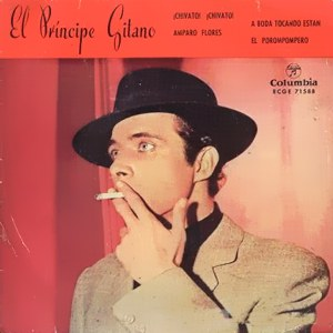 Príncipe Gitano, El - ColumbiaECGE 71588