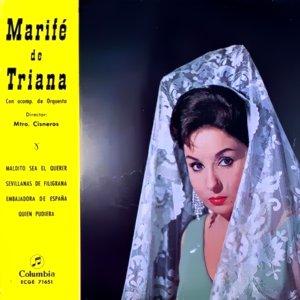 Triana, Marifé De - ColumbiaECGE 71651