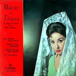 Triana, Marifé De - ColumbiaECGE 71652
