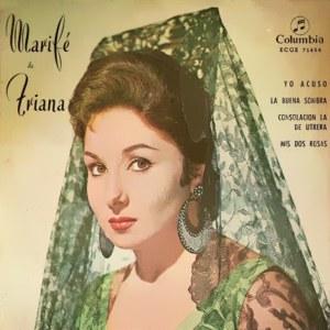 Triana, Marifé De - ColumbiaECGE 71654
