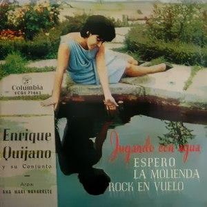 Quijano, Enrique - ColumbiaECGE 71663