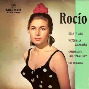 Jurado, Rocío - ColumbiaECGE 71674