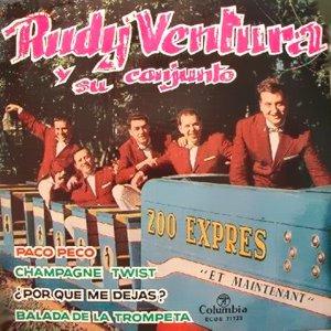 Ventura, Rudy - ColumbiaECGE 71723