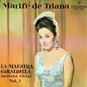Triana, Marifé De - ColumbiaECGE 71806