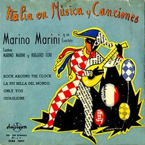 Marini, Marino - ColumbiaECGE 75011