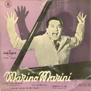 Marini, Marino - ColumbiaECGE 75053