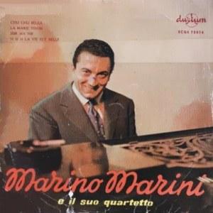 Marini, Marino - ColumbiaECGE 75074